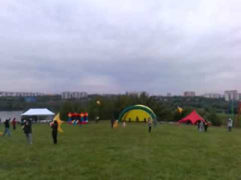 Flying Wings Kites  Aerobe Moscow