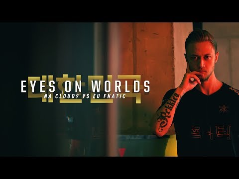 Eyes on Worlds: NA Cloud9 vs EU Fnatic (2018 World Championship Semifinals)