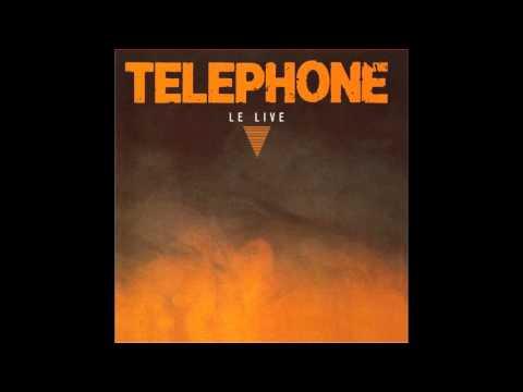 TELEPHONE - Le taxi las (Live 86)
