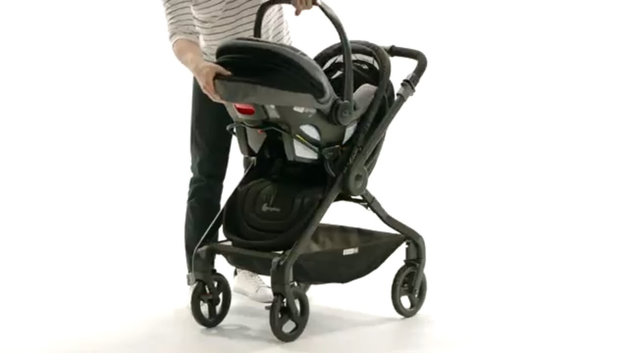 Graco Infant Car Seat Stroller Instructions How Do I Install The Graco And Chicco Car Seat Adapter Ergobaby
