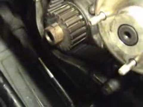 1987 Nissan 300zx: Episode 10 Vlog: Crank pulley, timing ...