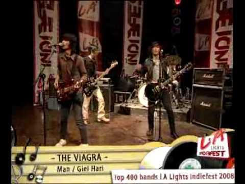 The V.I.A.G.R.A - Men (LA Lights Indifest 2008)
