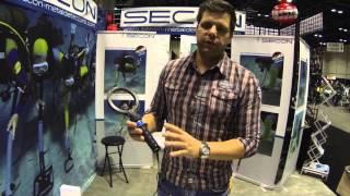 DEMA Show 2013 - SECON Metal Detectors