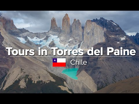 Day Tours in Torres del Paine, Chile (Patagonia Expedition #09)