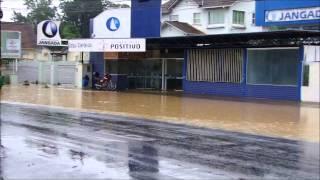 Enchente Jaraguá do Sul - 08 junho 2014