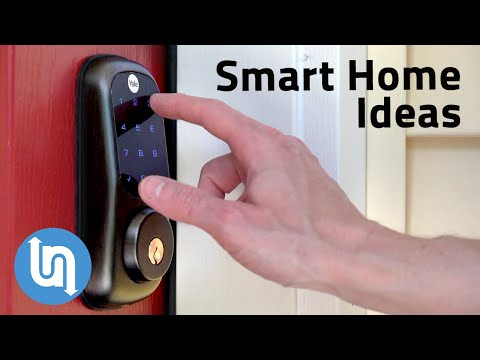 Top 10 home automation ideas - Ultimate smart home tour