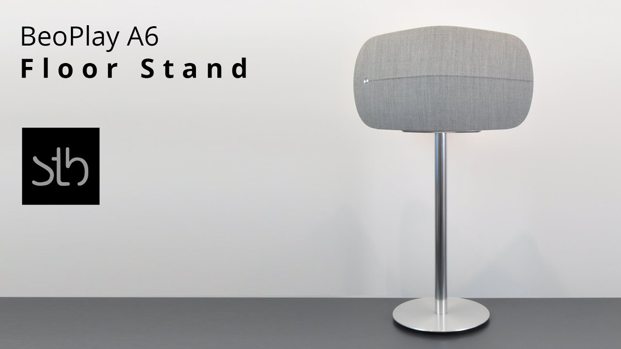 Beoplay A8 Beoplay A6 Floor Stand - Youtube