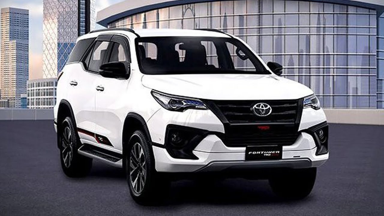2020 toyota fortuner - youtube