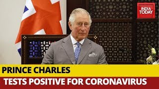 UK Prince Charles Tests Positive For Covid-19 | BREAKING NEWS