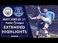 Manchester City v. Everton | PREMIER LEAGUE HIGHLIGHTS | 1/1/20 | NBC Sports