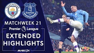 Manchester City v Everton  PREMIER LEAGUE HIGHLIGHTS  1120  NBC Sports