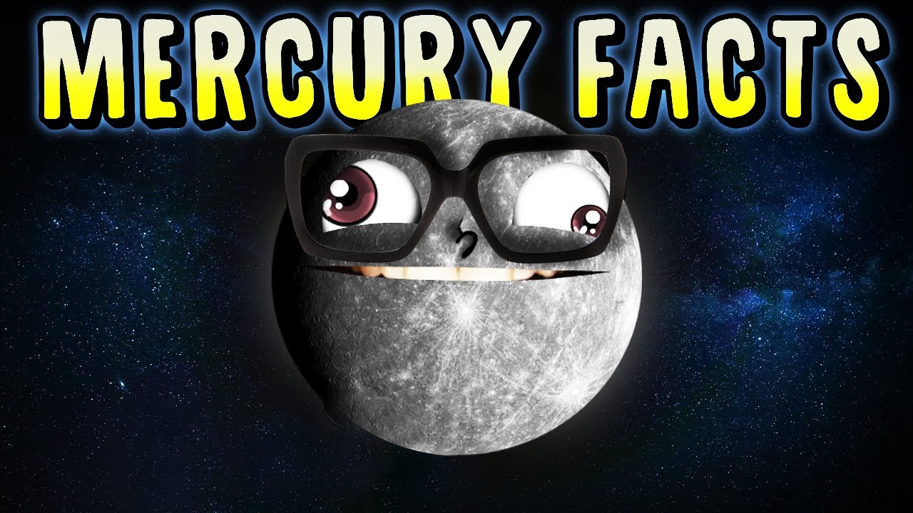 Download Mercury Facts for Kids!