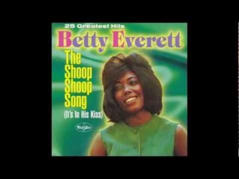 Betty Everett ~ The Shoop Shoop Song (It's in His Kiss)  (1964)