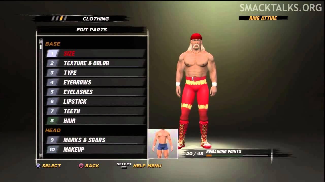 Wwe 12 Hulk Hogan Caw