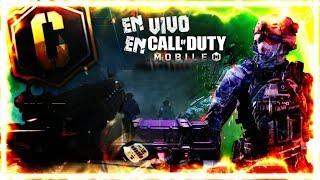 CALL OF DUTY MOBILE JUGANDO CON SUBS como jugar y mejores armas battle  royale y multijugador