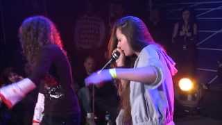 Pe4enkata vs Sara - 1/4 Final - 3rd Beatbox Battle World Championship