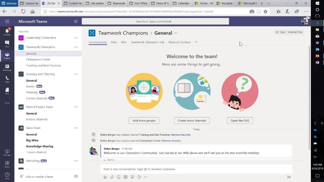 Learn about Modern Project Management with Planner SharePoint and Microsoft  Teams - THR2063