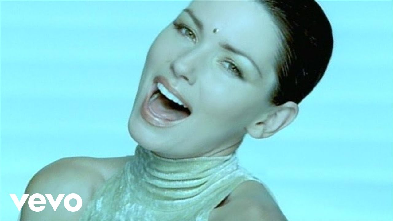 Shania Twain - From This Moment On (Official Music Video)