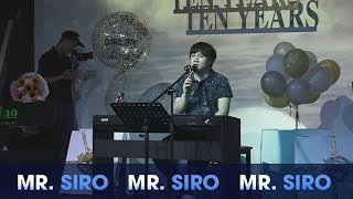Lặng Lẽ Tổn Thương - Mr. Siro ft Sirocon (Live)