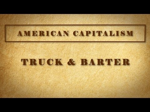Truck and Barter