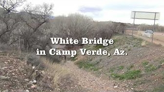 RIVER FLOODS IN CAMP VERDE AND RIMROCK AZ  A1080