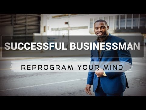 Successful Businessman affirmations mp3 music audio - Law of attraction - Hypnosis - Subliminal