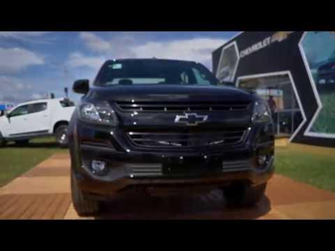 Chevrolet S10 Midnight 2018 - primeiras impressões/ Vrum Brasília