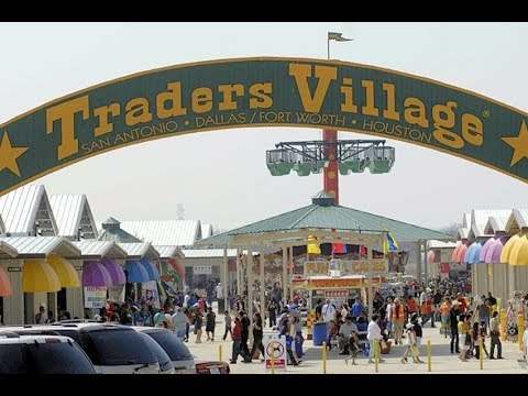 Traders Village In Grand Prairie