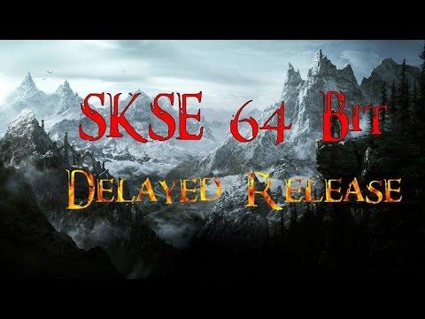 skyrim special edition script extender