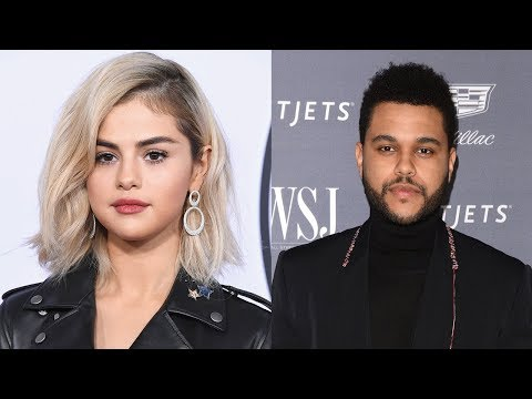 The Weeknd SHADES Selena Gomez After She Unfollows Him