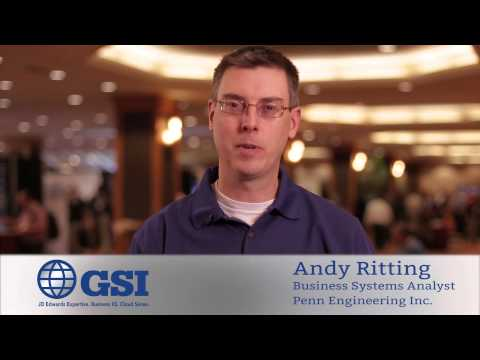 Andy Ridding, Business Systems Analyst