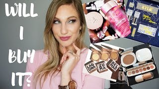 WILL I BUY IT? │ HALO BEAUTY, KYLIE COSMETICS, MARC JACOBS BEAUTY & PERSONA COSMETICS