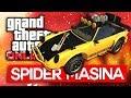 Spider masina URCA ORICE in GTA! Update