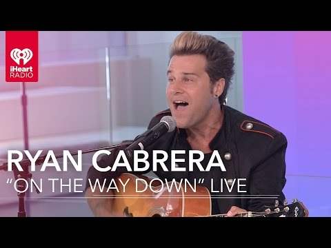 "Ryan Cabrera - ""On The Way Down"" (Acoustic) 