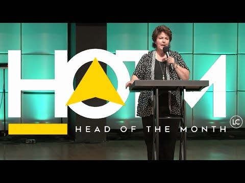 Head of the Month  w/ Elder Catherine Sykes (-7-5-19)