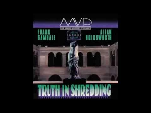 The Mark Varney Project (MVP) - Truth in Shredding [full album, 1990]