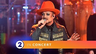 Boy George & Culture Club - Let Somebody Love You (Radio 2 In Concert)