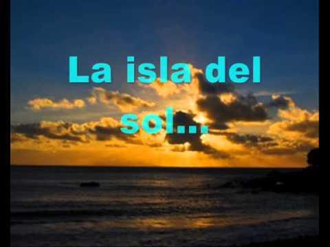El Santo - Milla (La isla del Sol) (Pistas Martín) KARAOKE