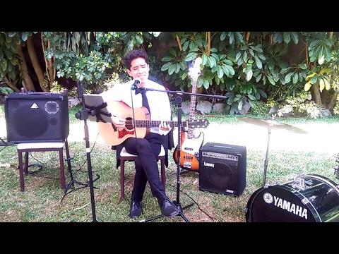 Música a la Carta Perú. Cover: Ed sheeran - Photograph