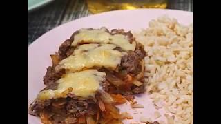 Мясной рулет с капустой | Мясной рулет с овощами