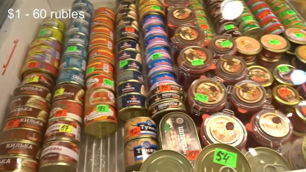 Image result for russian food store
