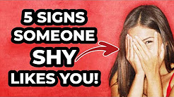 5 Signs A Shy Guy Likes You