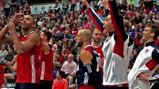 2018 U.S. Men's National Team | USA Volleyball
