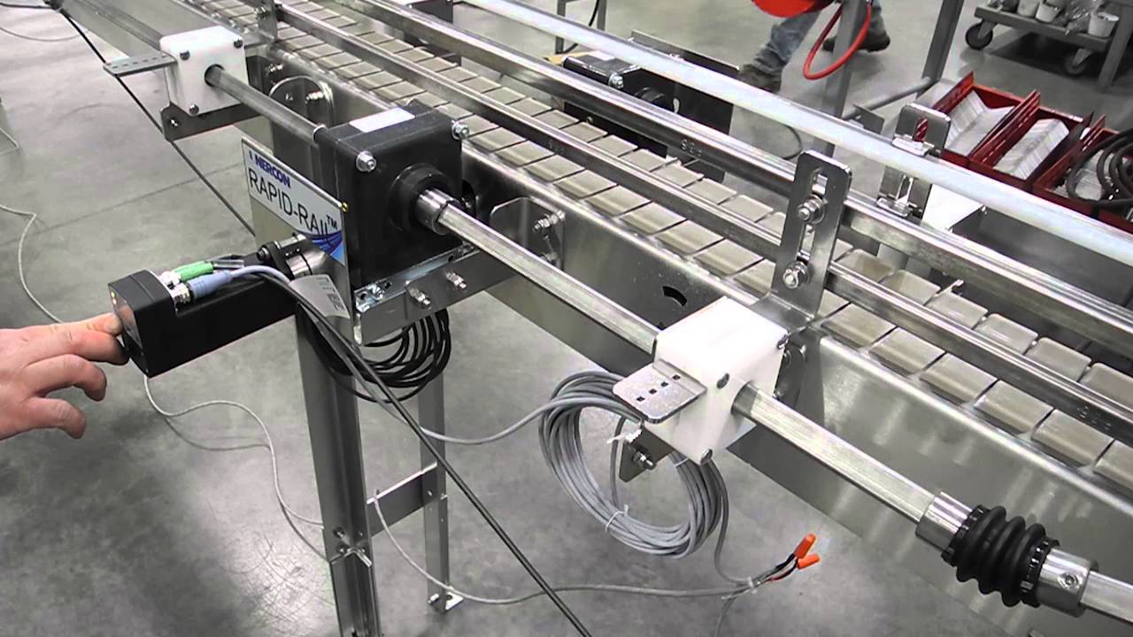 Rapid Rail Single Point Guide Rail Adjustment System