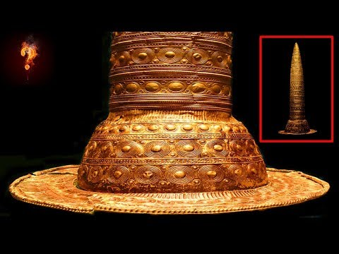 "The Berlin Hat ~ A ""Pre Ice-Age"" Golden Relic?"