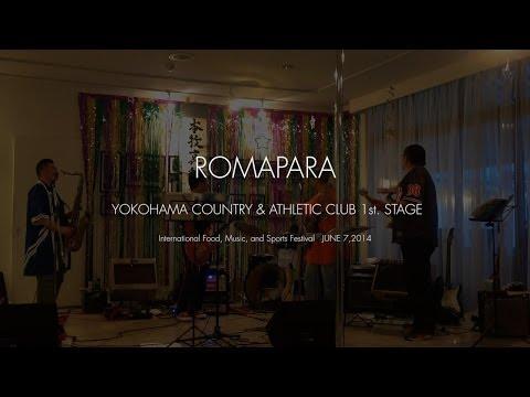 ROMAPARA 1st STAGE