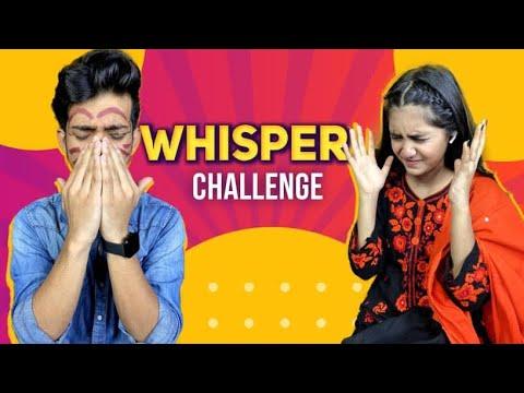Whisper Challenge ||