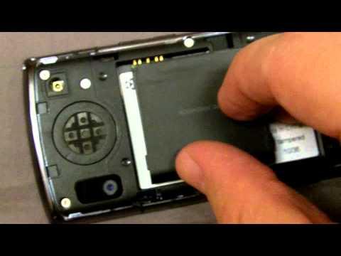 HTC Innovation battery instead of Kyocera Zio battery