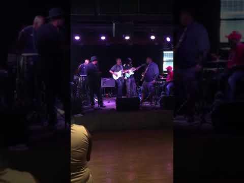 Akron Jazz & Blues Fest 2017 Mike OHara on guitar