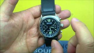 Panerai Radiomir Chronograph PAM288 Video Review